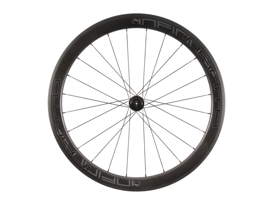 R5C – Zwarte velg – Zwarte naaf – Rear – 1